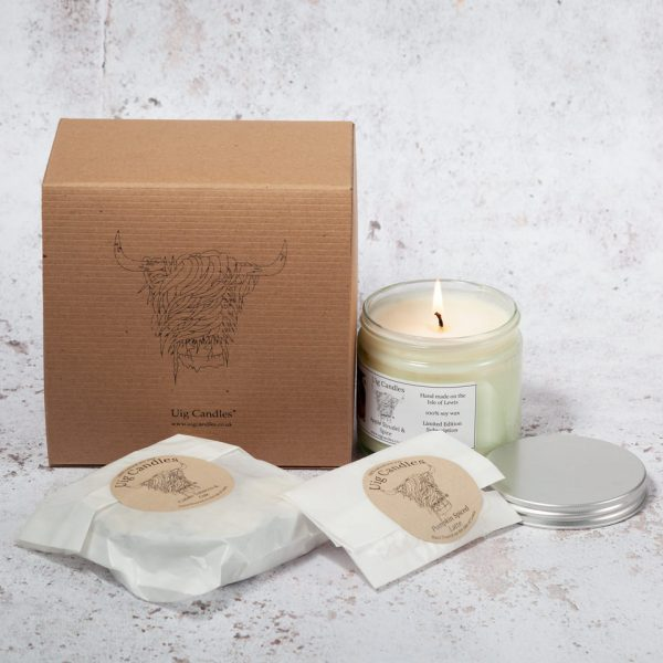 Uig Candles Monthly Subscription Box