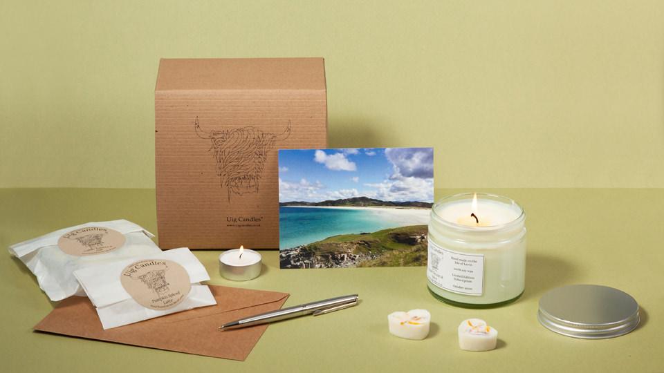 Uig Candles Subscription Box