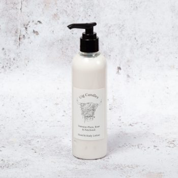Uig Candles Hand & Body Lotion