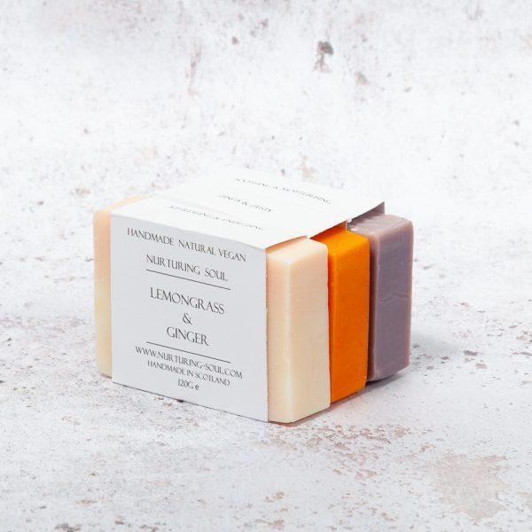 Uig Candles Nurturing Soul Soap Bars