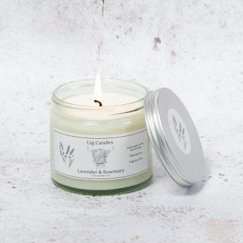 Uig Candles - Botanical