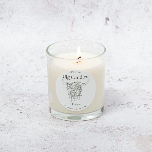 Uig Candles - Glass Candle