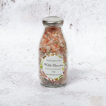 Uig Candles Bath Salts - Wildflower